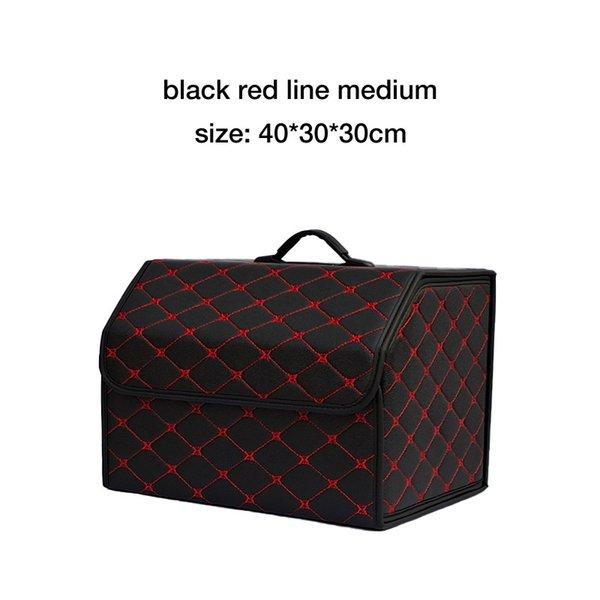 Schwarz Rot m