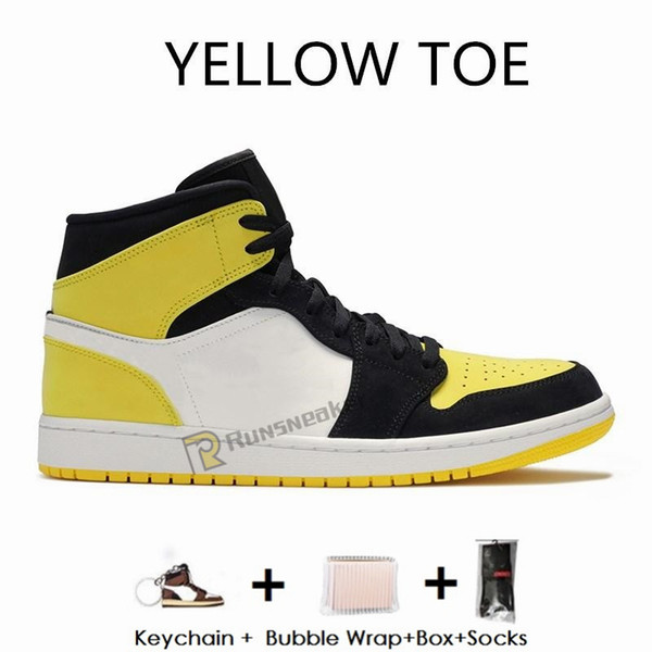 Toe 1S-amarillo