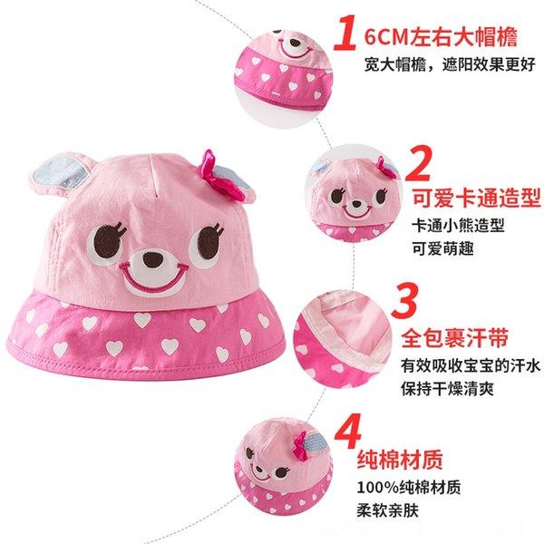 Ours rose (le chapeau est plus grand Taille 1, Il