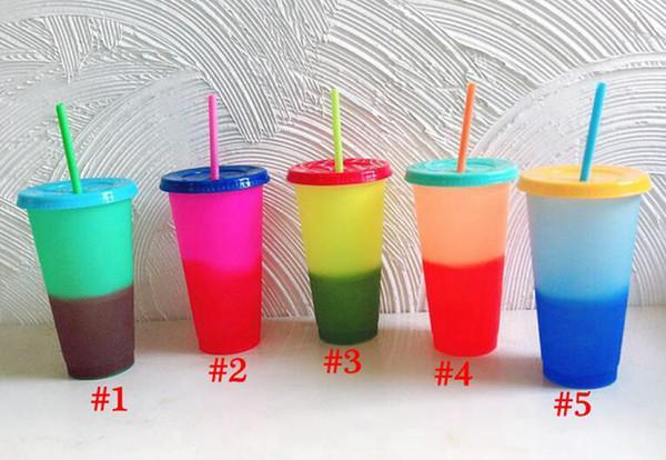 5 colores, observación de Pls