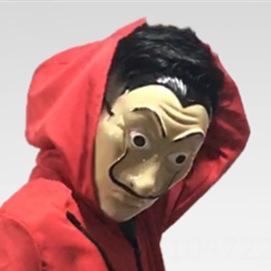 máscara de la sonrisa