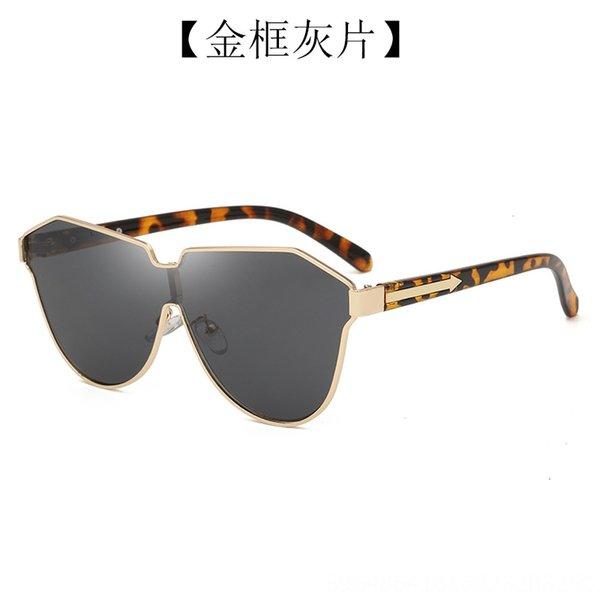 Gold Frame Gray Sheet-C06z-2-c709