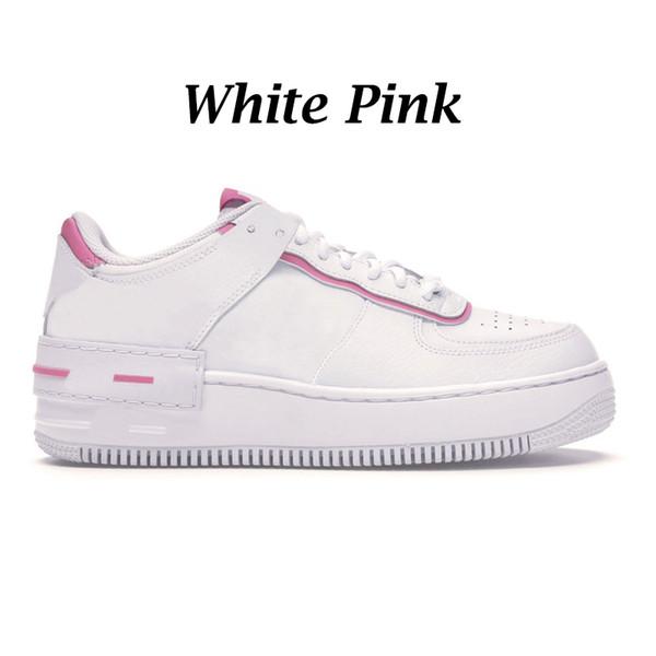 الوردي الأبيض