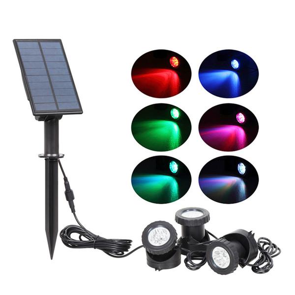 Lamp holder*3 RGB