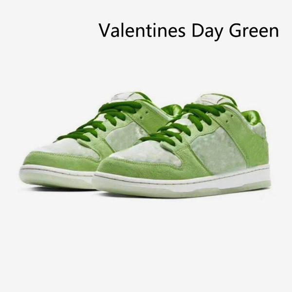 День святого Валентина Зеленый