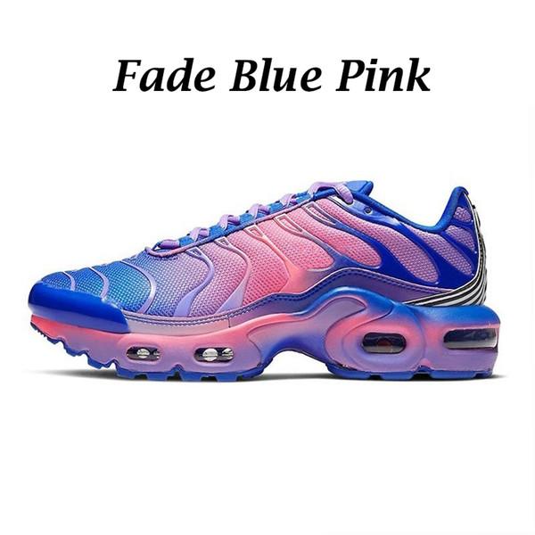 Fade Bleu Rose