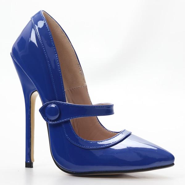 mavi parlak