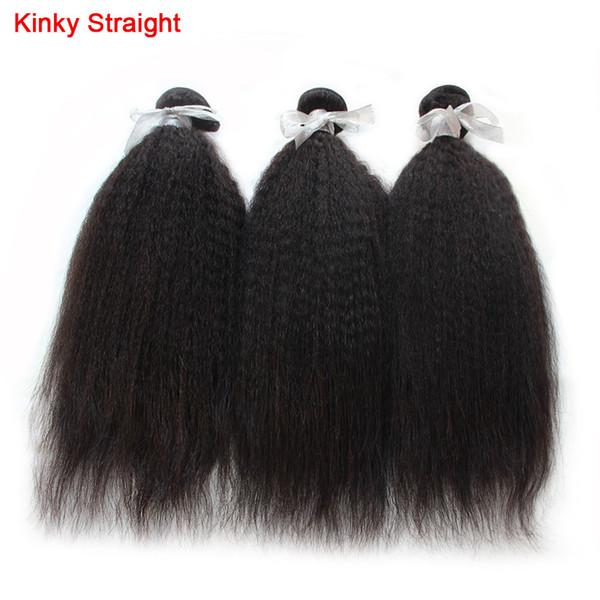 Kinky curly.