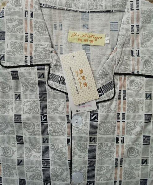 007 Langarm-Men # 039; s Kleidung