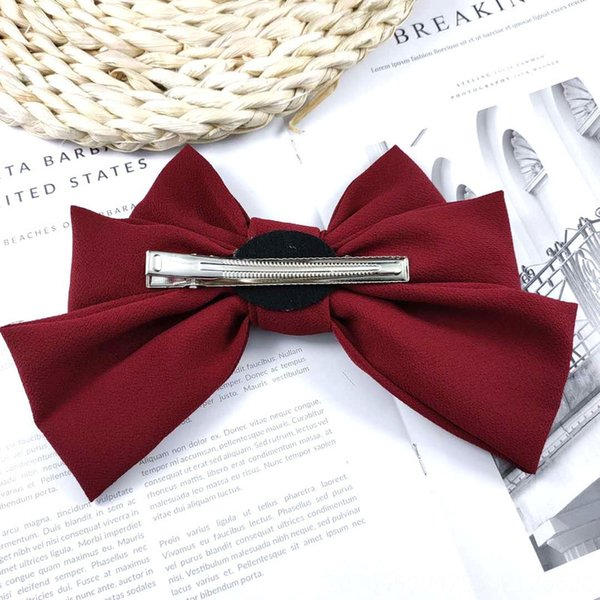 Wine Red (fishmouth Clip)