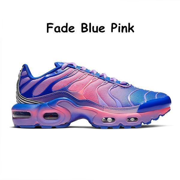 31 Fade Blau Rosa