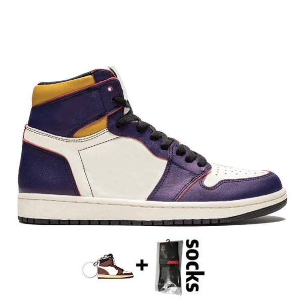 D42 36-46 Corte púrpura