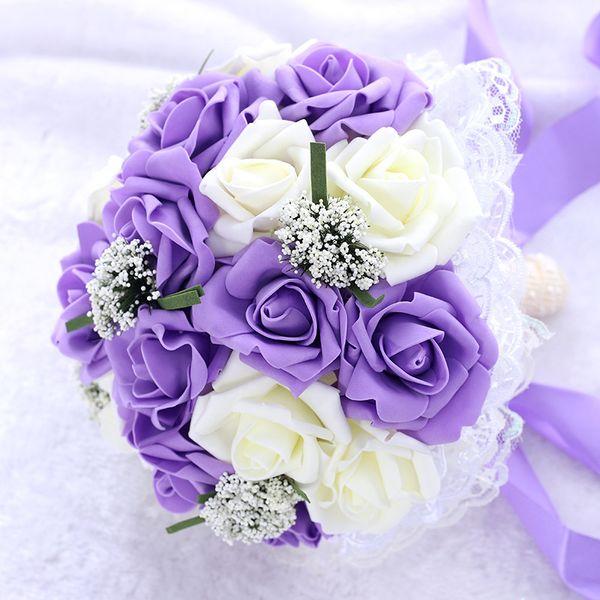 viola, più bianco