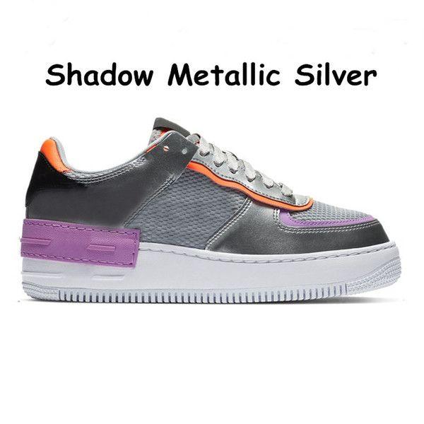 4 Shadow Metallic Silver 36-45