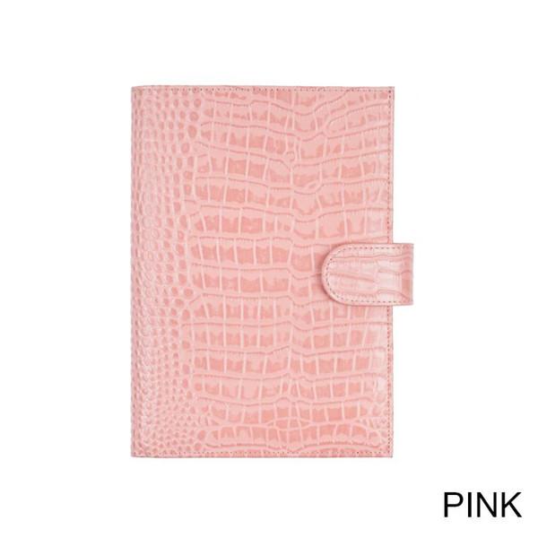 악어 핑크와 삽입