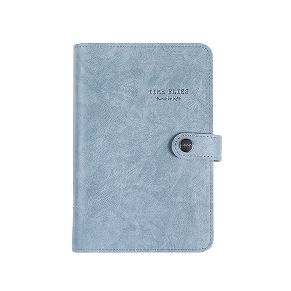 Blue A5 Only Cover