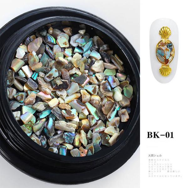 Colore: BK-01