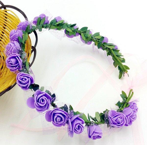púrpura 18