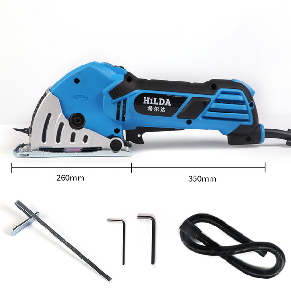 best selling 500W Mini Electric Circular Saw DIY Multifunctional Electric Saw Power Tools rotary tool circular saw blades for wood