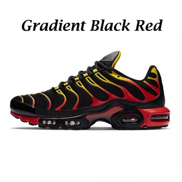 Dégradé Noir Rouge