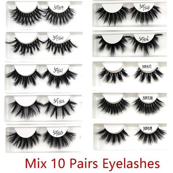 10 paires