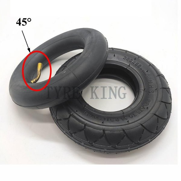 inner outer tire A