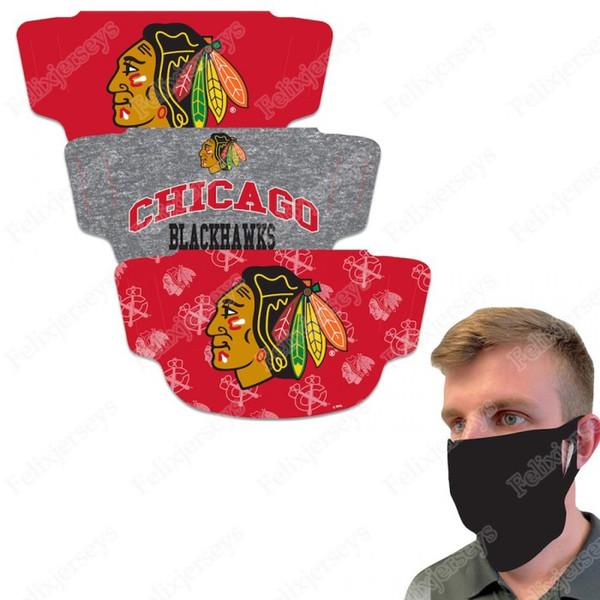 Chicago Blackhawks-orden de la mezcla
