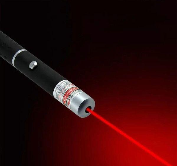 Kırmızı Lazer Pointer