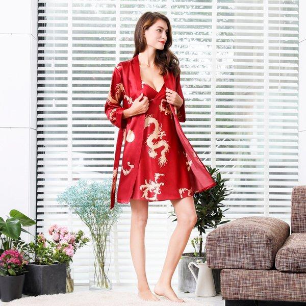 18001 + 2 donne # 039; s Rosso + Skirt Vino