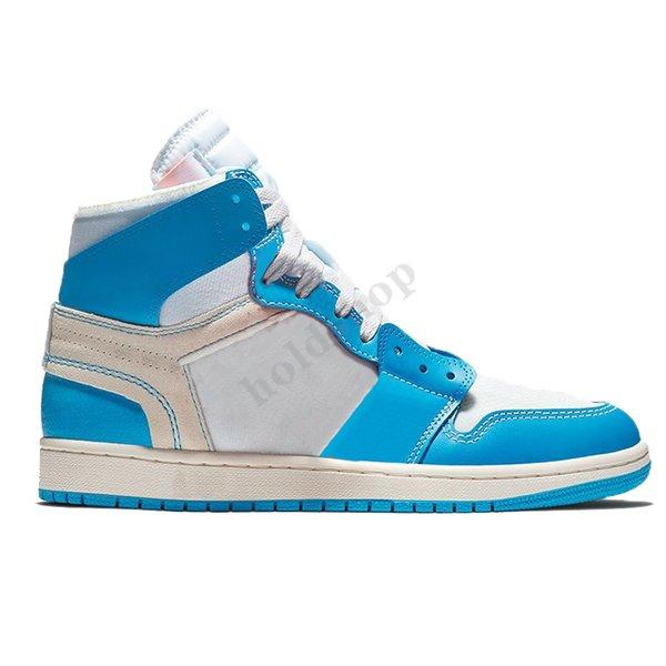 3 UNC powder blue