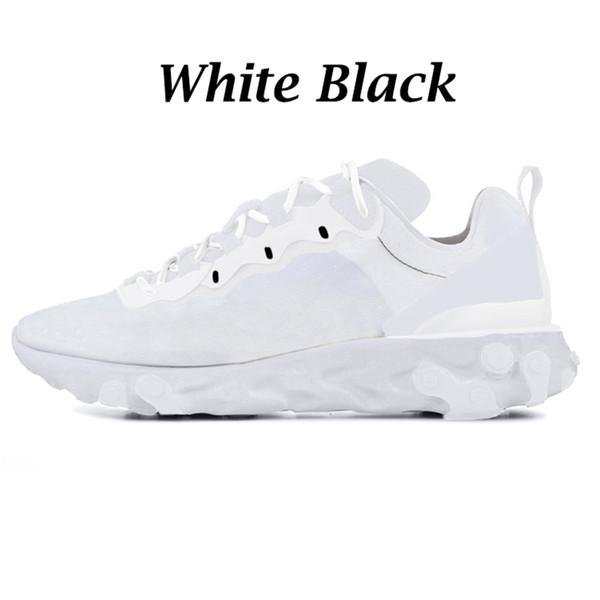a40 Branco Preto 36-45