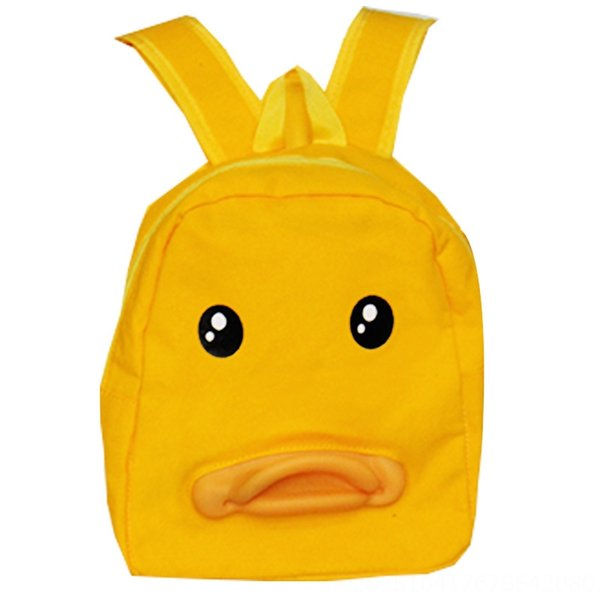 Yellow Duck Backpack