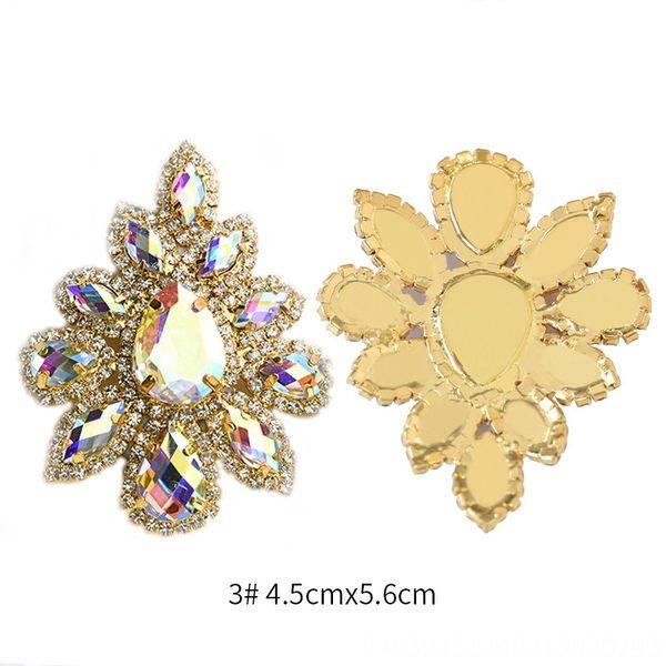 # 3 4.5cmx5.6cm-Plata Sole