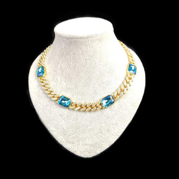 50cm + Gold + Sapphire