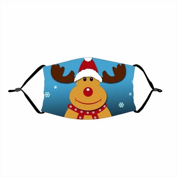 Maschera di Natale 17