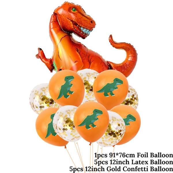 11pcs Balloon Set