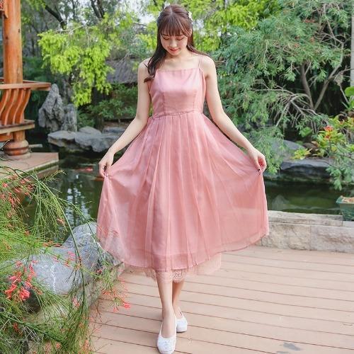 Sólo liga del vestido