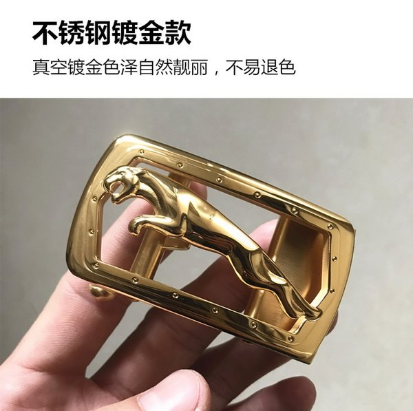Acciaio inossidabile placcatura in oro
