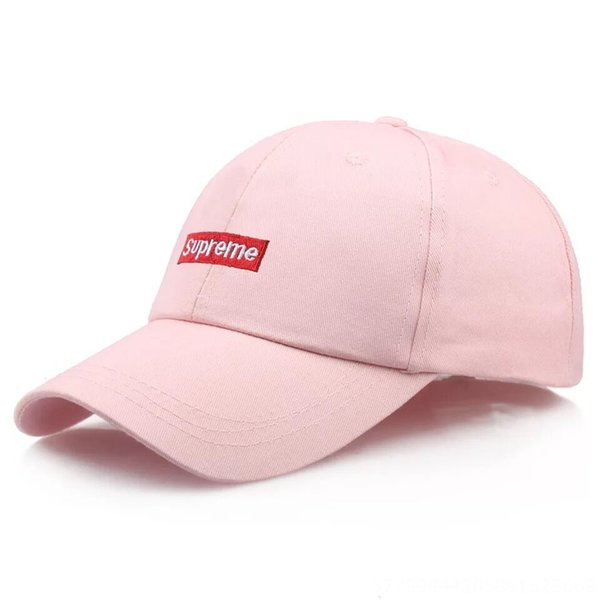 Pink Hat Red Sup Письмо-Регулируемое