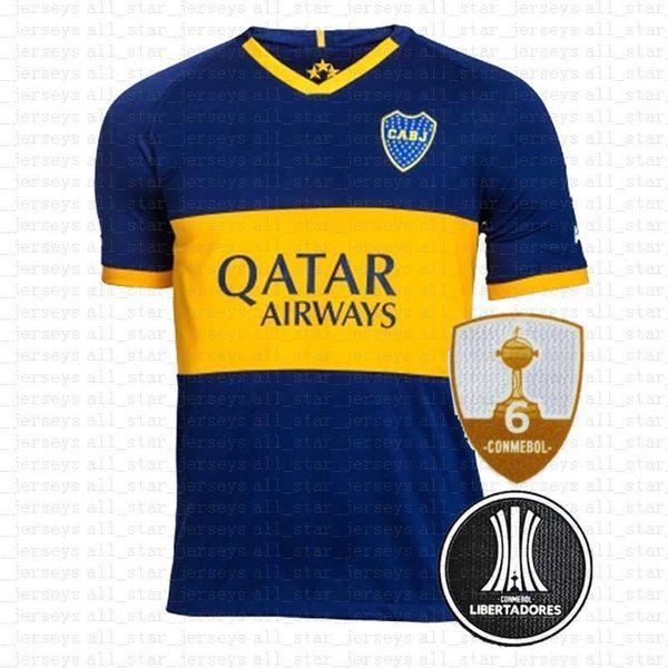 2020 Boca Juniors Soccer Jersey TEVEZ 10 MARADONA MAURO ...