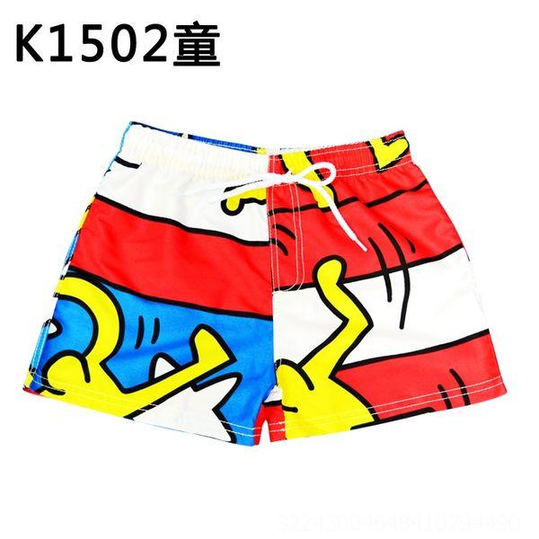Pantalones K1502 playa para niños