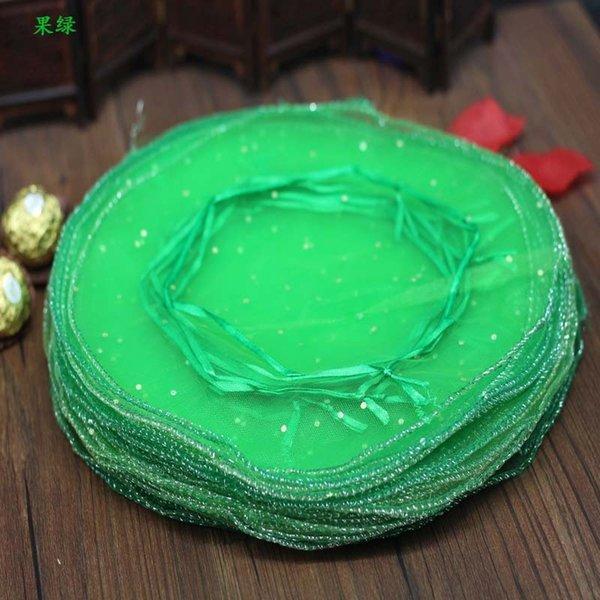 Green-Grande Taille A propos 45cm