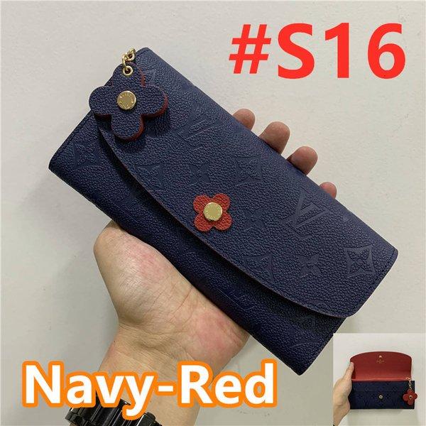 # 16 kabartmalı lacivert kırmızı