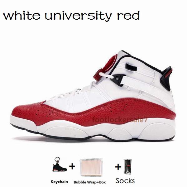 6s-40-47 branco universidade vermelho