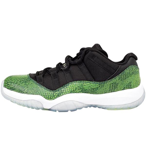 Green Snakeskin.