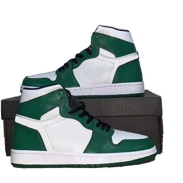 39. Белый зеленый