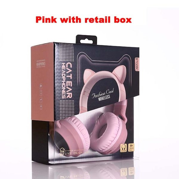 Pink - retailbox