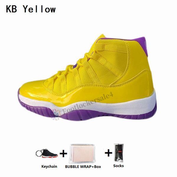 11s-Yellow