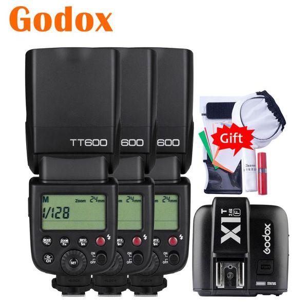 TT600 x3 With X1T-F