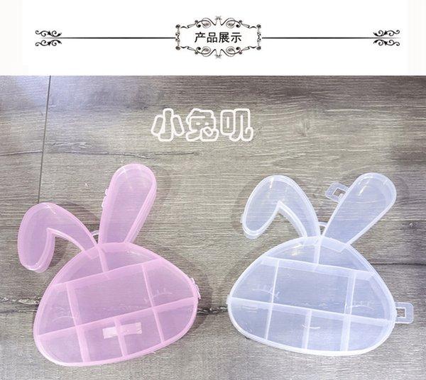 Largeur Rabbit 13,5 Hauteur 2,5 cm-blanc